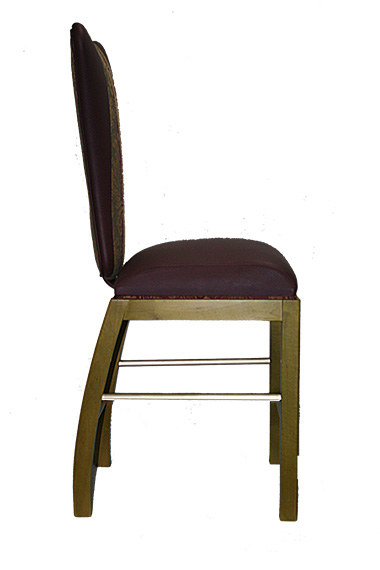 Gen 109 Wood Seating Side