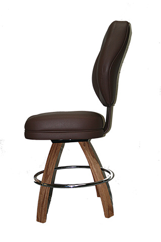 9050 Wood Seating Side