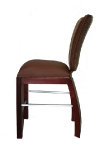 7200 Wood Seating Side